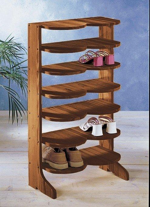 Tall Narrow Shoe Rack Foter