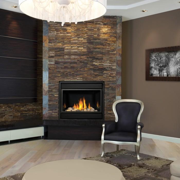 Natural Gas Corner Fireplace Foter