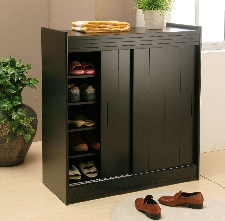 Black Shoe Storage Cabinet Foter