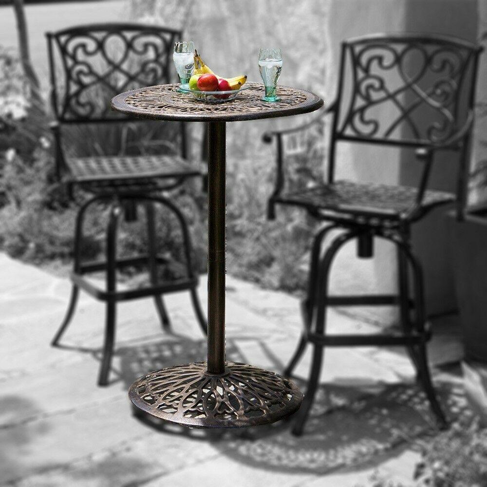 bar height patio furniture sets ideas