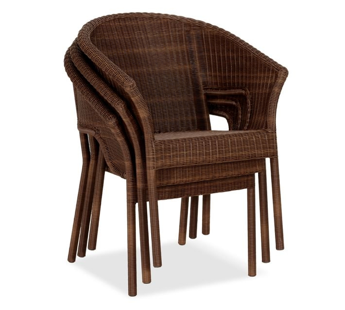 wicker stacking arm chairs ideas on foter