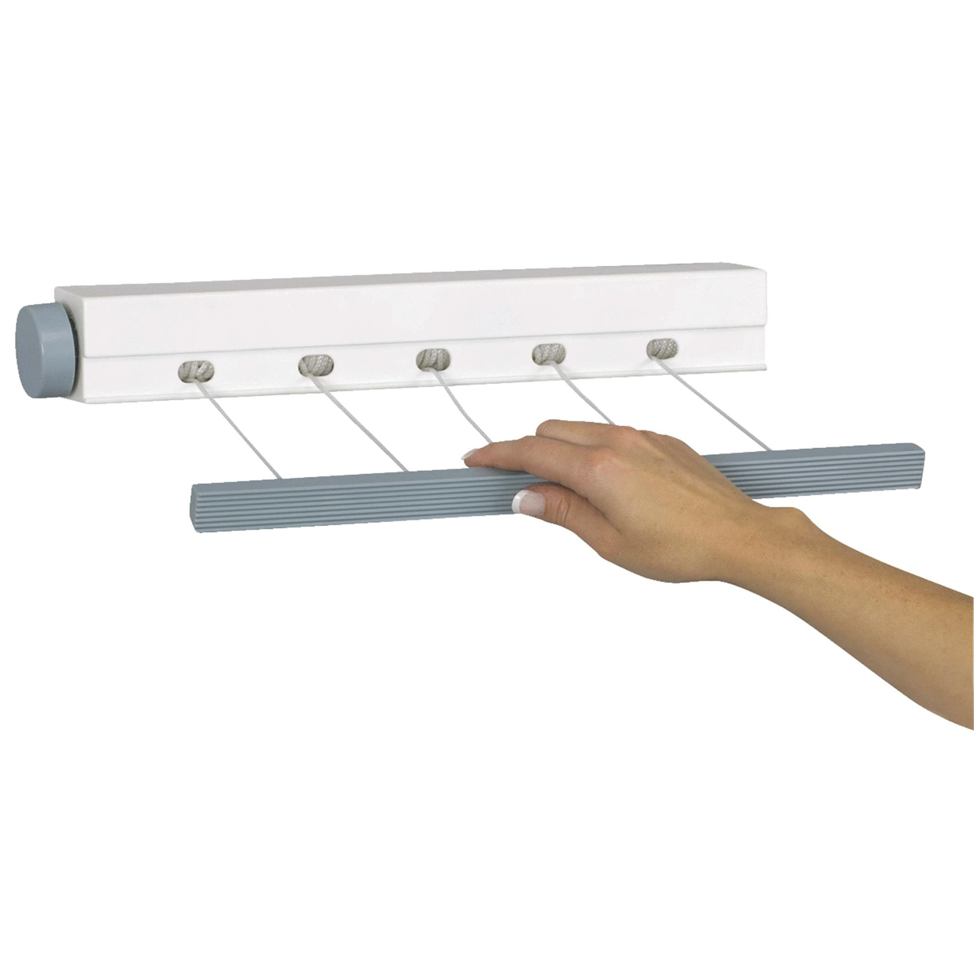 retractable drying rack ideas on foter