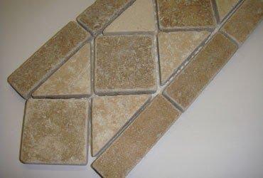 travertine border tile ideas on foter