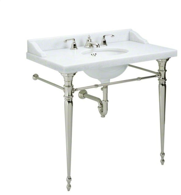 metal console sink ideas on foter