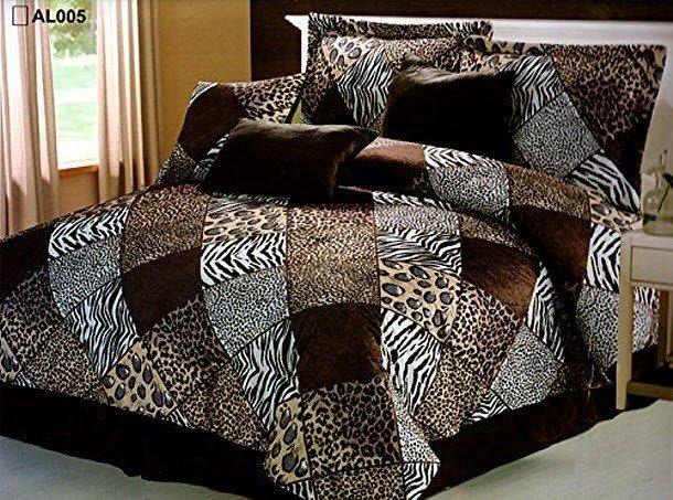King Size Animal Print Comforter Set Ideas On Foter