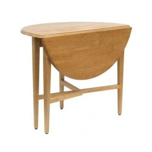 folding tables foter Circular Folding Dining Table id=88213