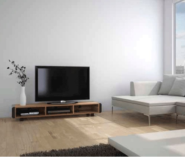 Schnepel Elf L170 Low Profile Open Tv Stand 1