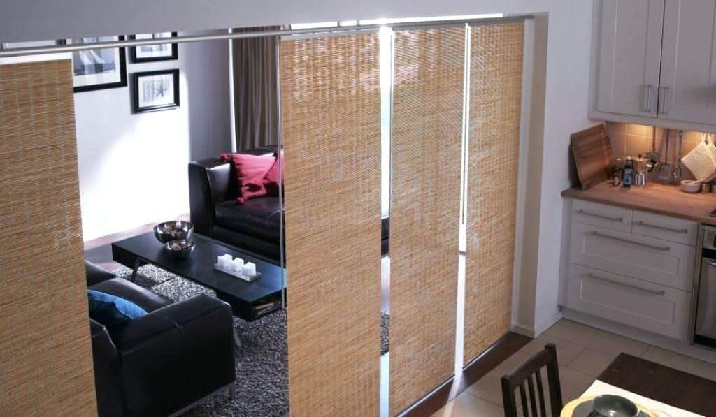 hanging curtain room divider ideas