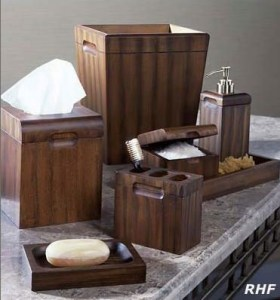 Wood Bath Accessories   Foter Wood bath accessories 6