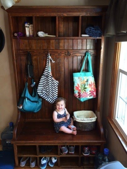 Entry Hall Tree Bench Foter