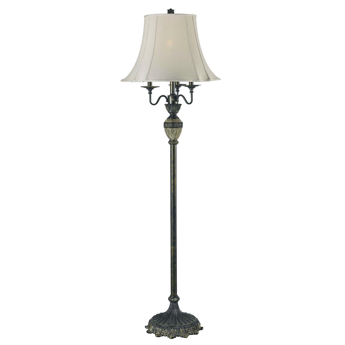 Collection Candelabra Floor Lamp Foter