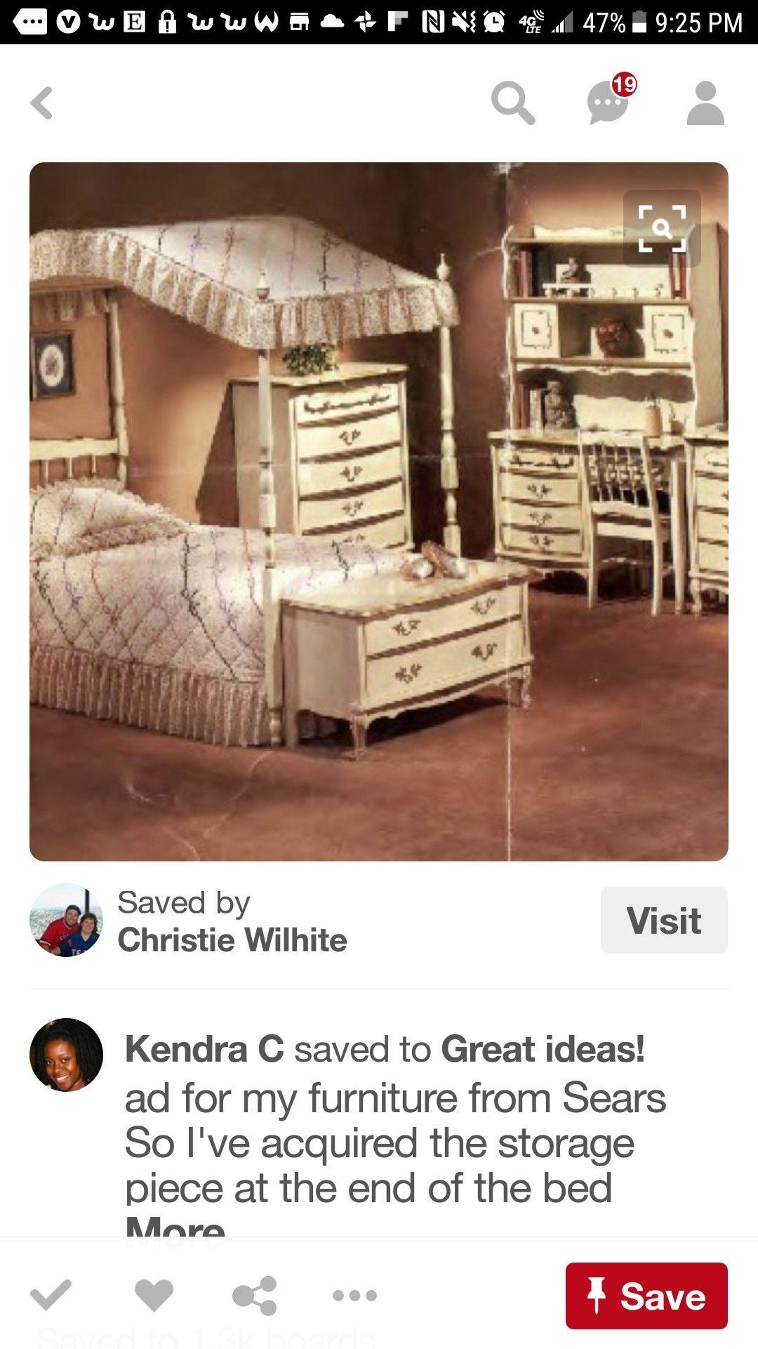 Girls Canopy Bedroom Set Foter
