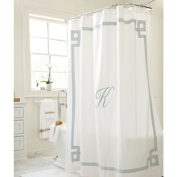 greek key shower curtain ideas on foter