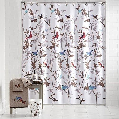 Shower Curtains Birds Foter