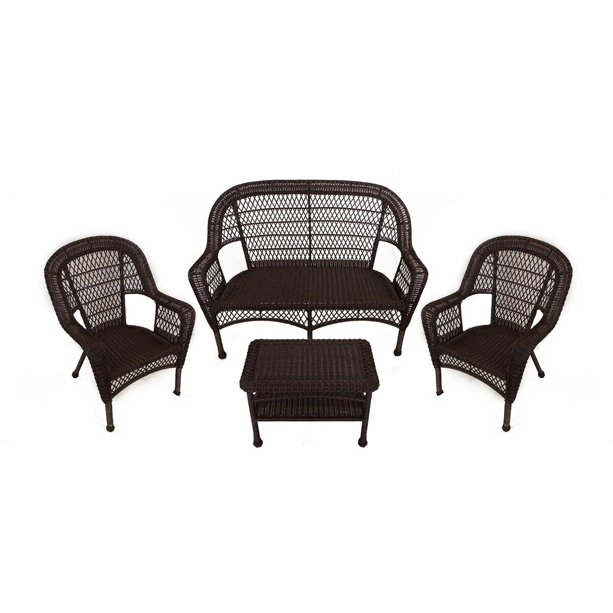 aluminum wicker patio furniture ideas