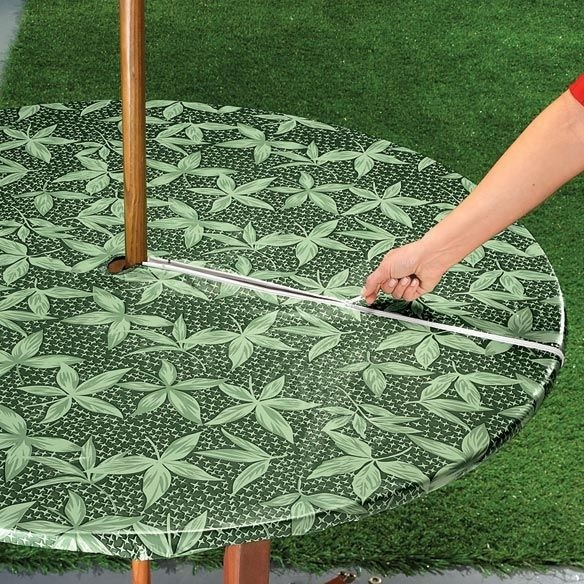 patio table covers with umbrella hole