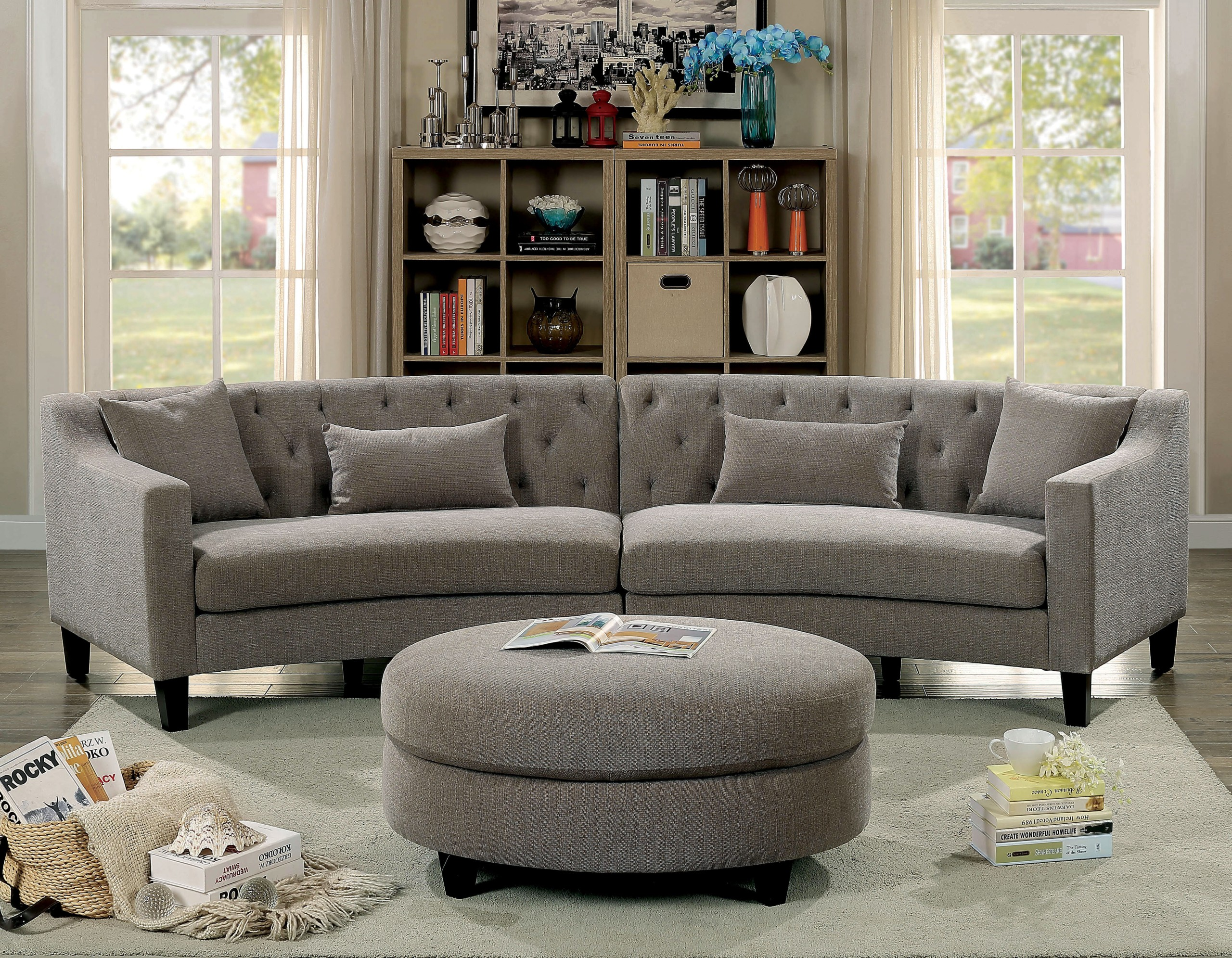 curved sectional sofa couch ideas