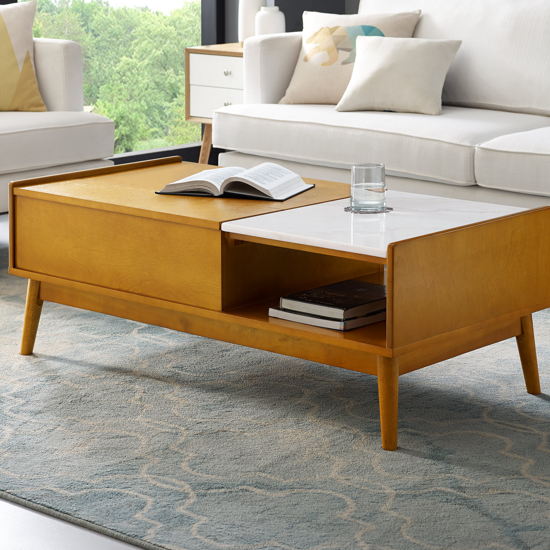 mid century modern coffee table ideas