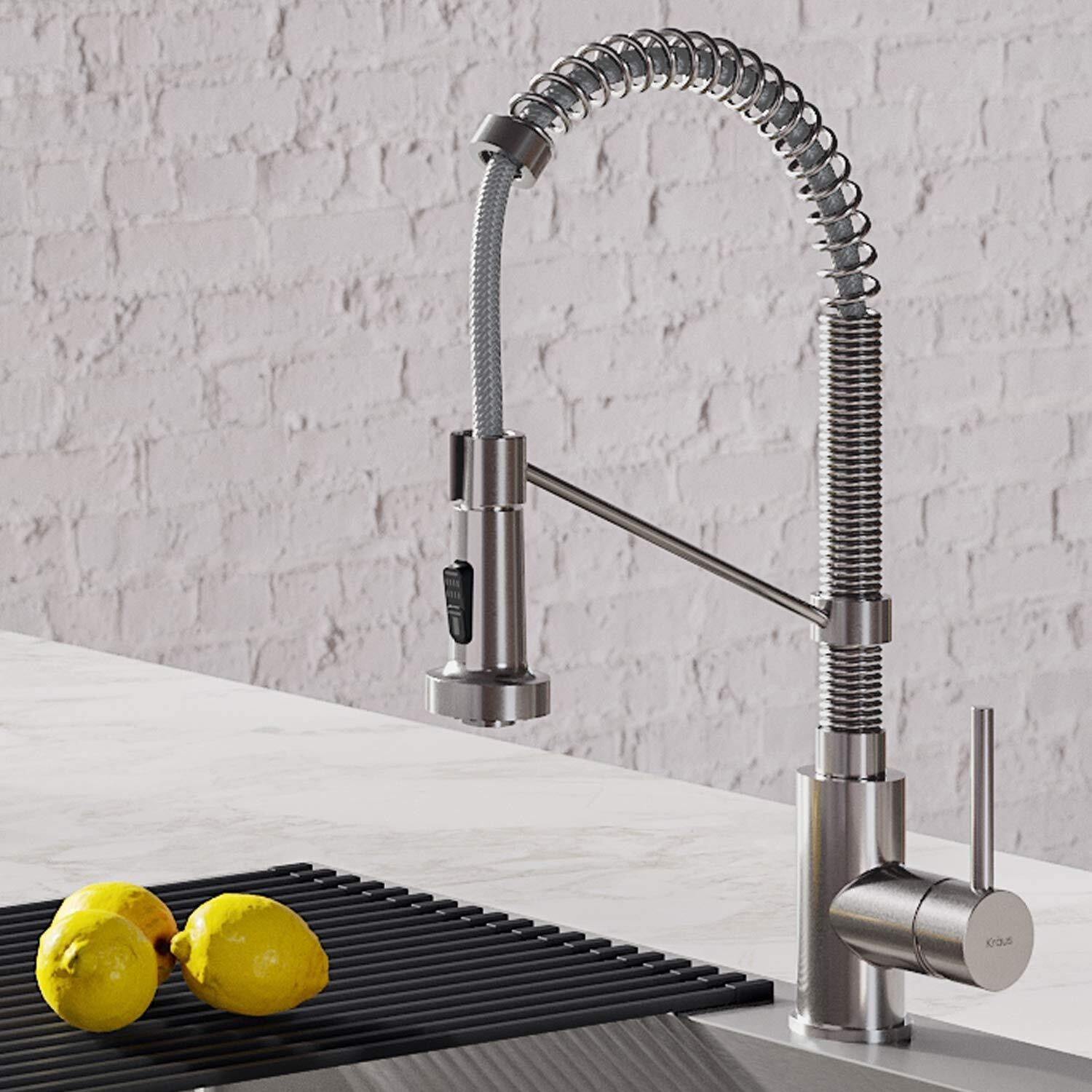 10 best kitchen faucets with pull down