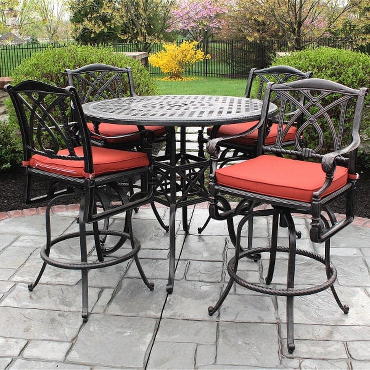 https foter com bar set outdoor aluminum patio