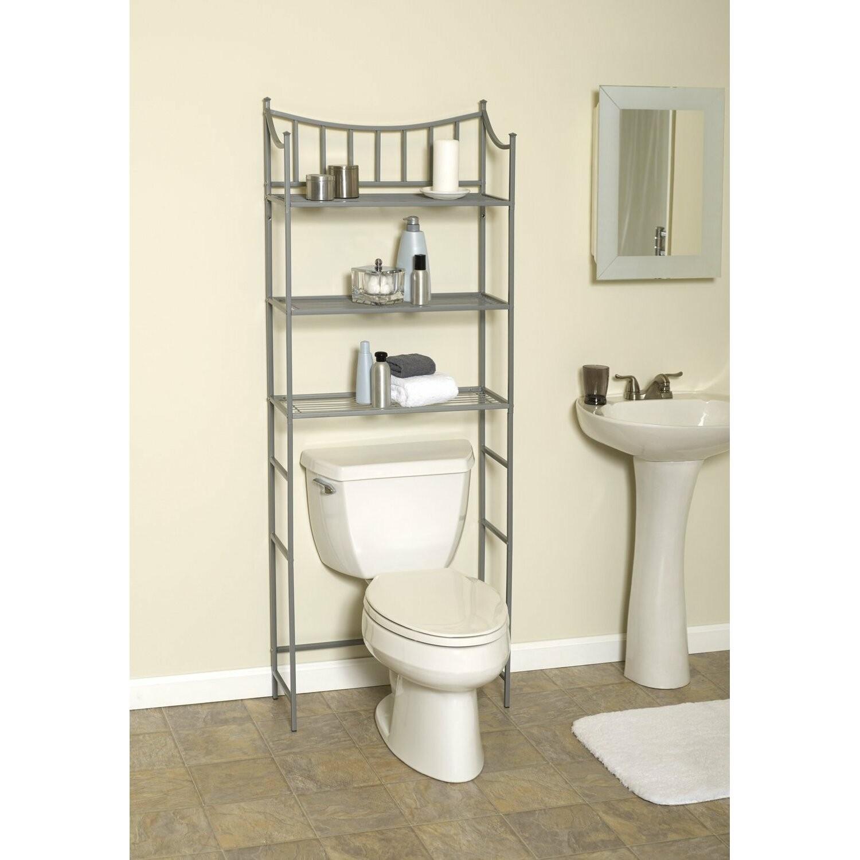 Behind Toilet Shelves Ideas On Foter