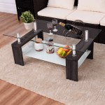 Black And White Coffee Table Ideas On Foter