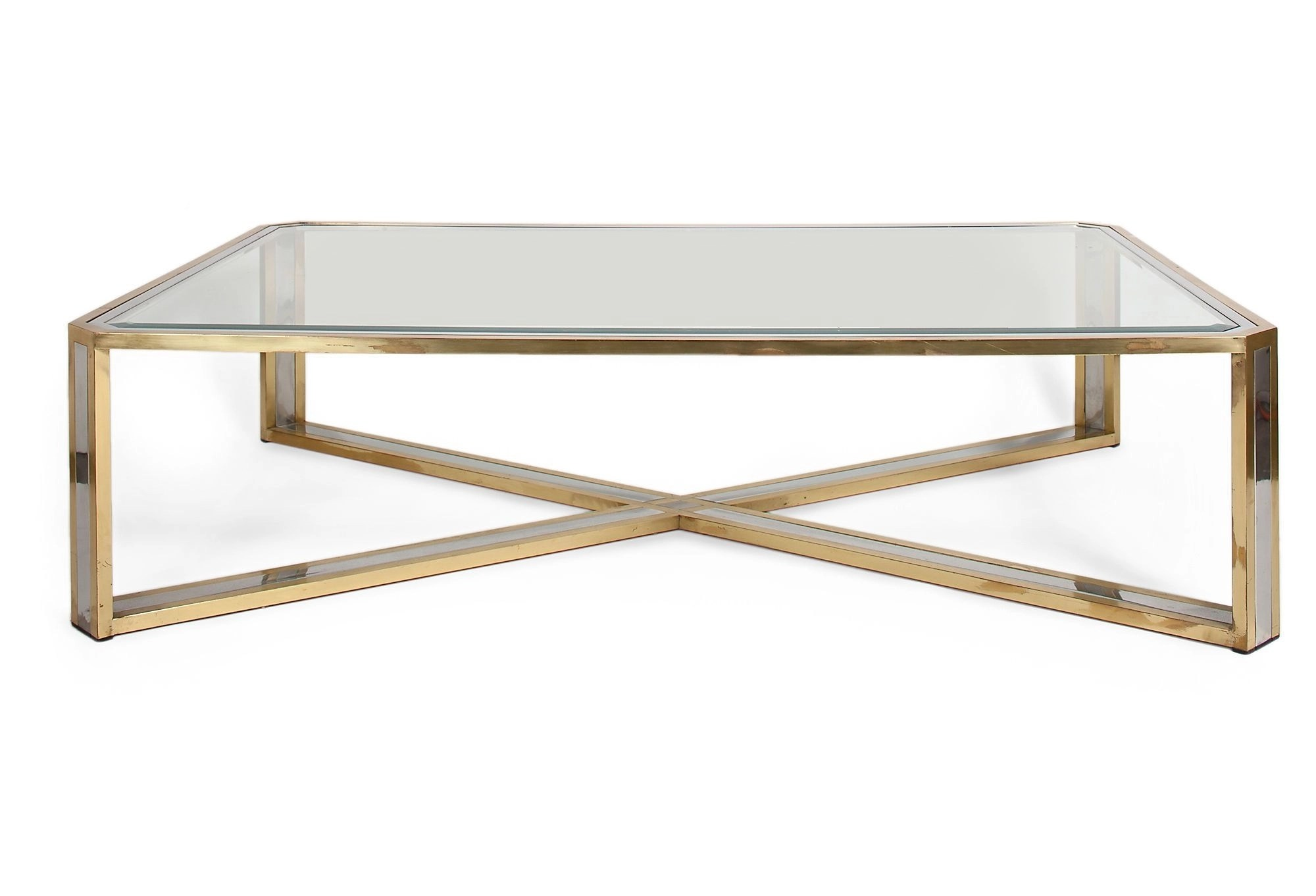 brass coffee tables ideas on foter
