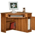 Corner Computer Desk With Drawers Ideas On Foter