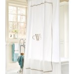 Embroidered Shower Curtain Ideas On Foter