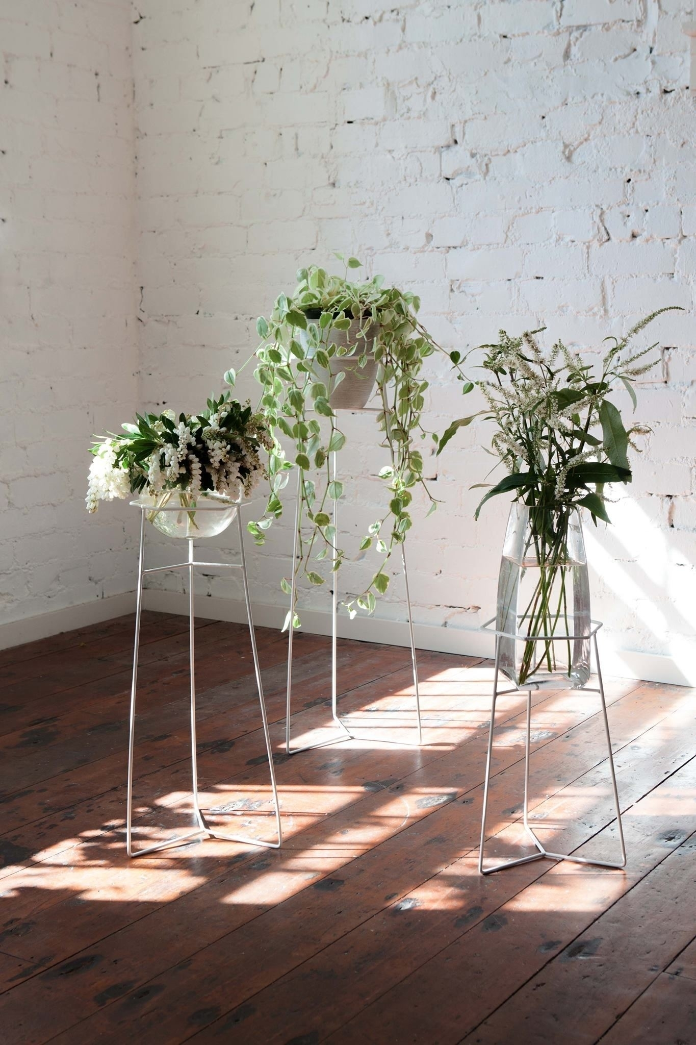 Indoor Plant Stands - Ideas on Foter on Plant Stand Ideas  id=98540