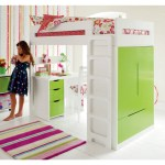 Kids Loft Bed With Desk Underneath Ideas On Foter