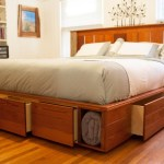 Oak Storage Bed Ideas On Foter