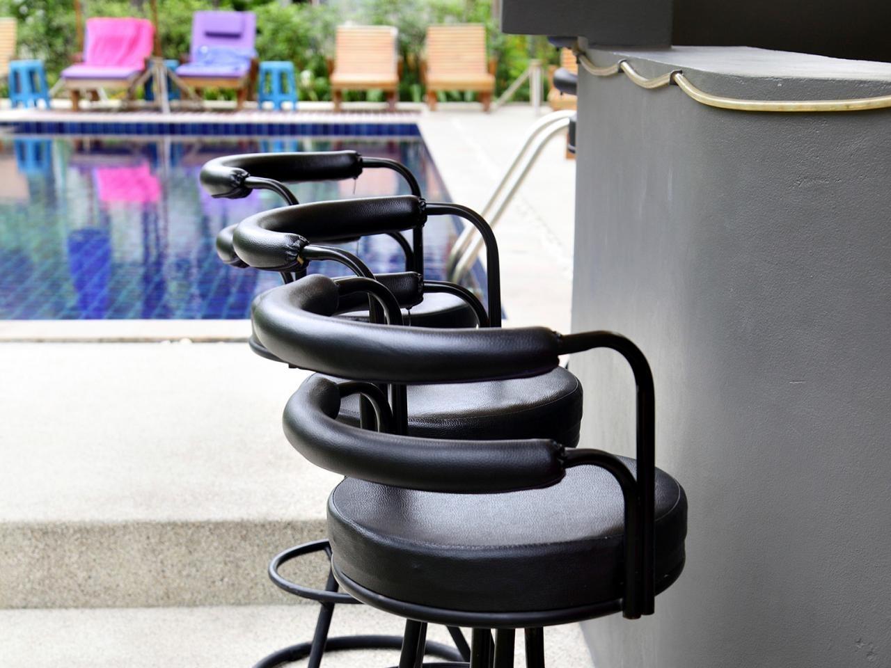 outdoor bar stools cheap ideas on foter