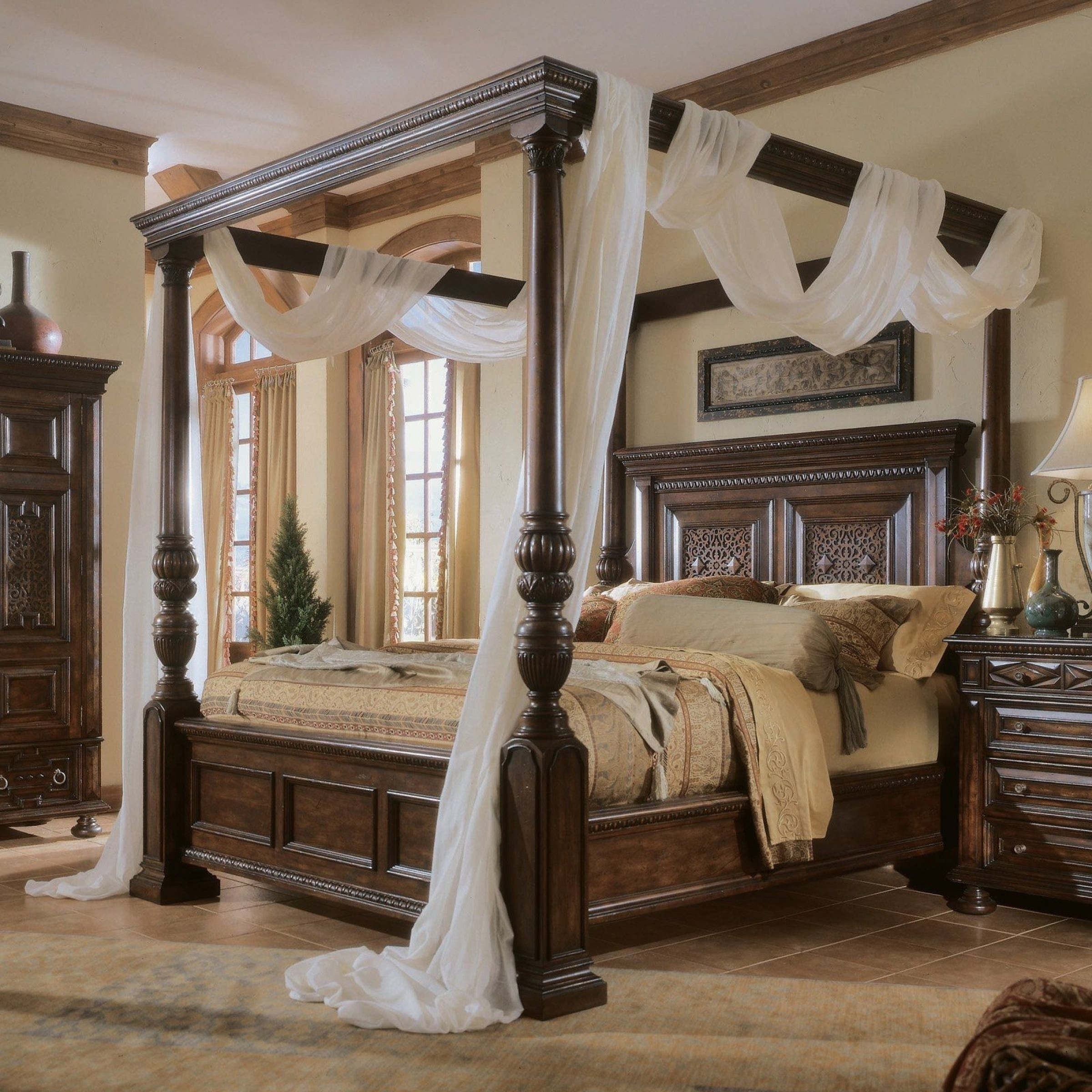 queen size four poster bed ideas on foter