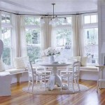 Round Breakfast Nook Table Ideas On Foter