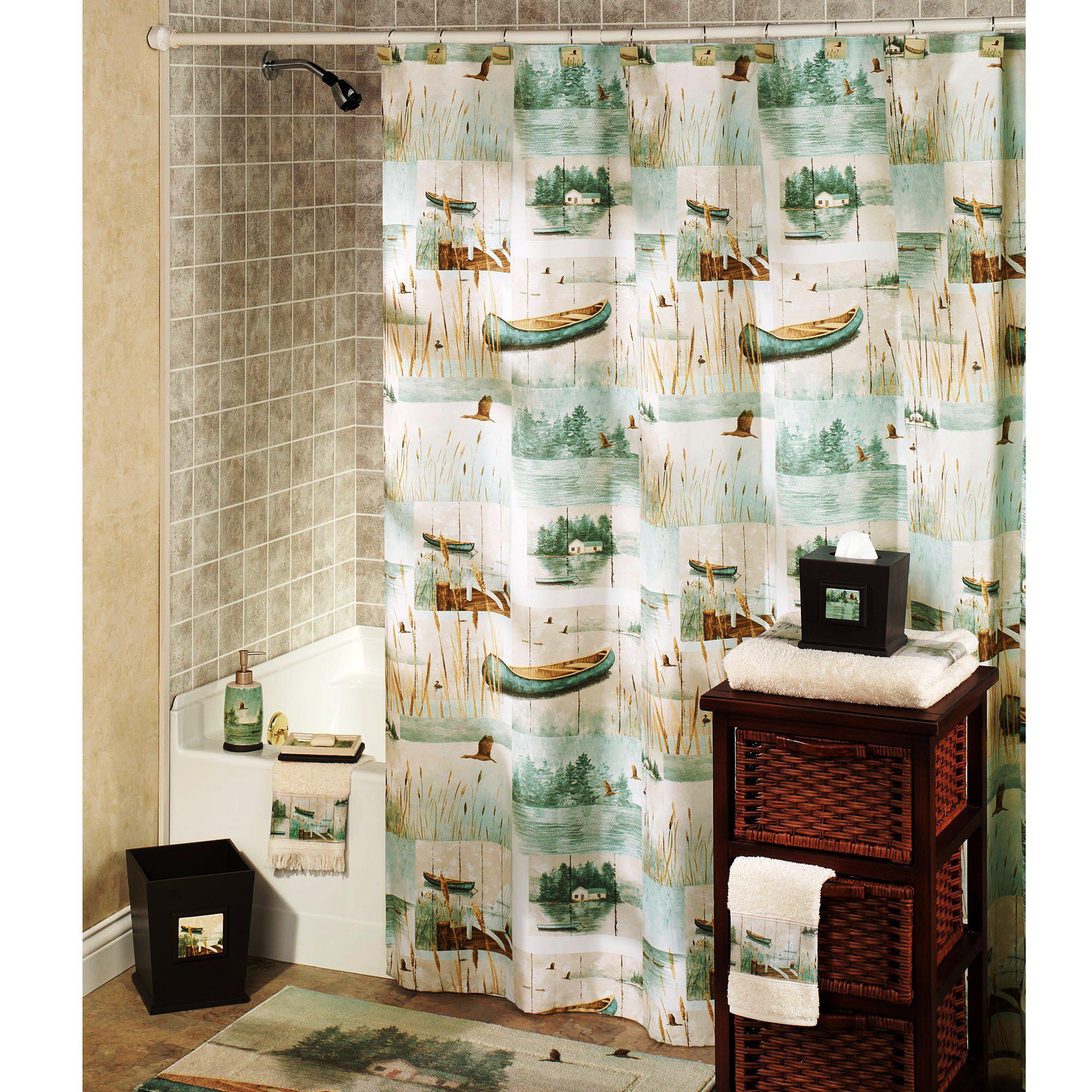 rustic shower curtain hooks ideas on