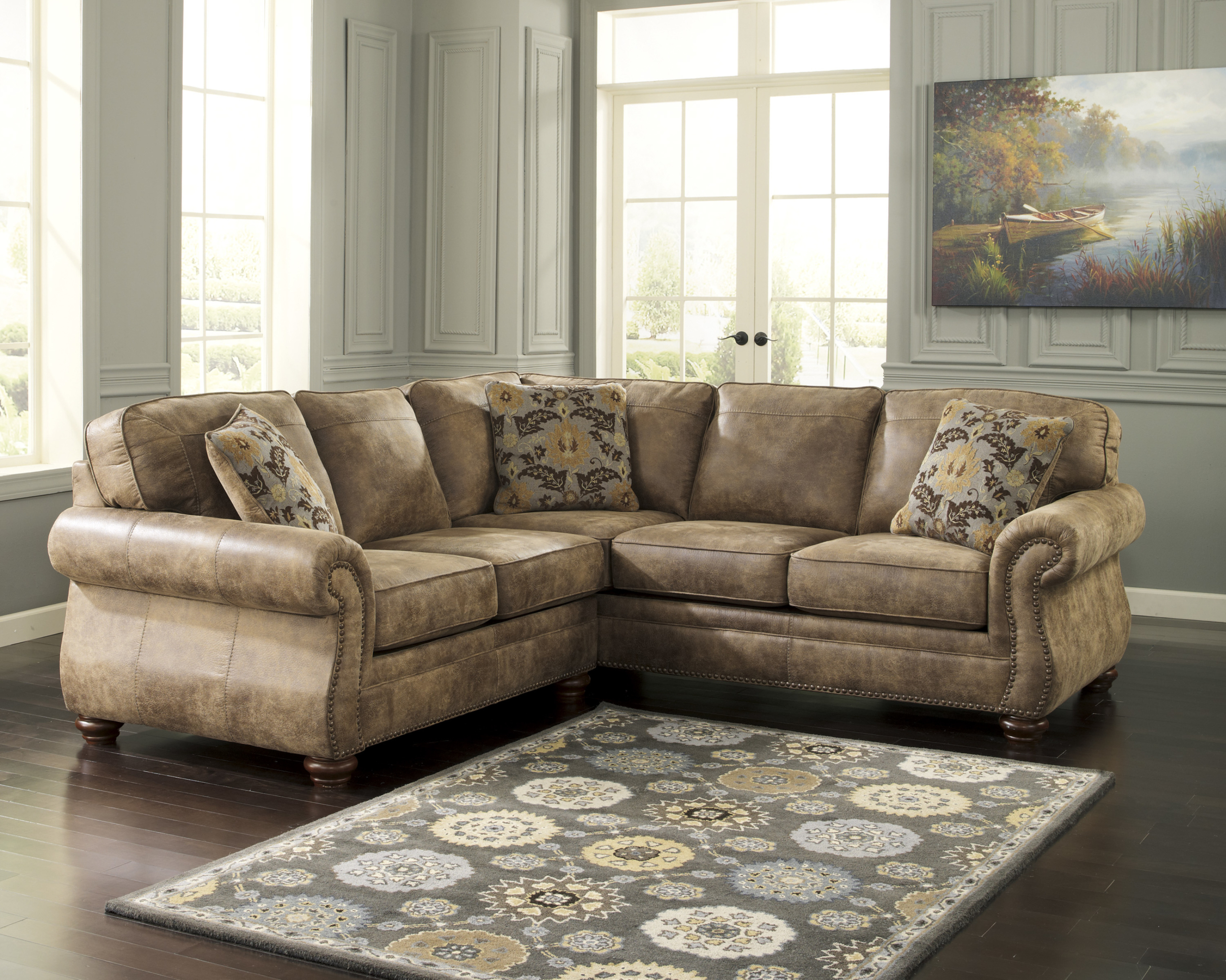 small leather sectional sofa ideas on