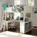 Top Bunk Bed With Desk Underneath Ideas On Foter