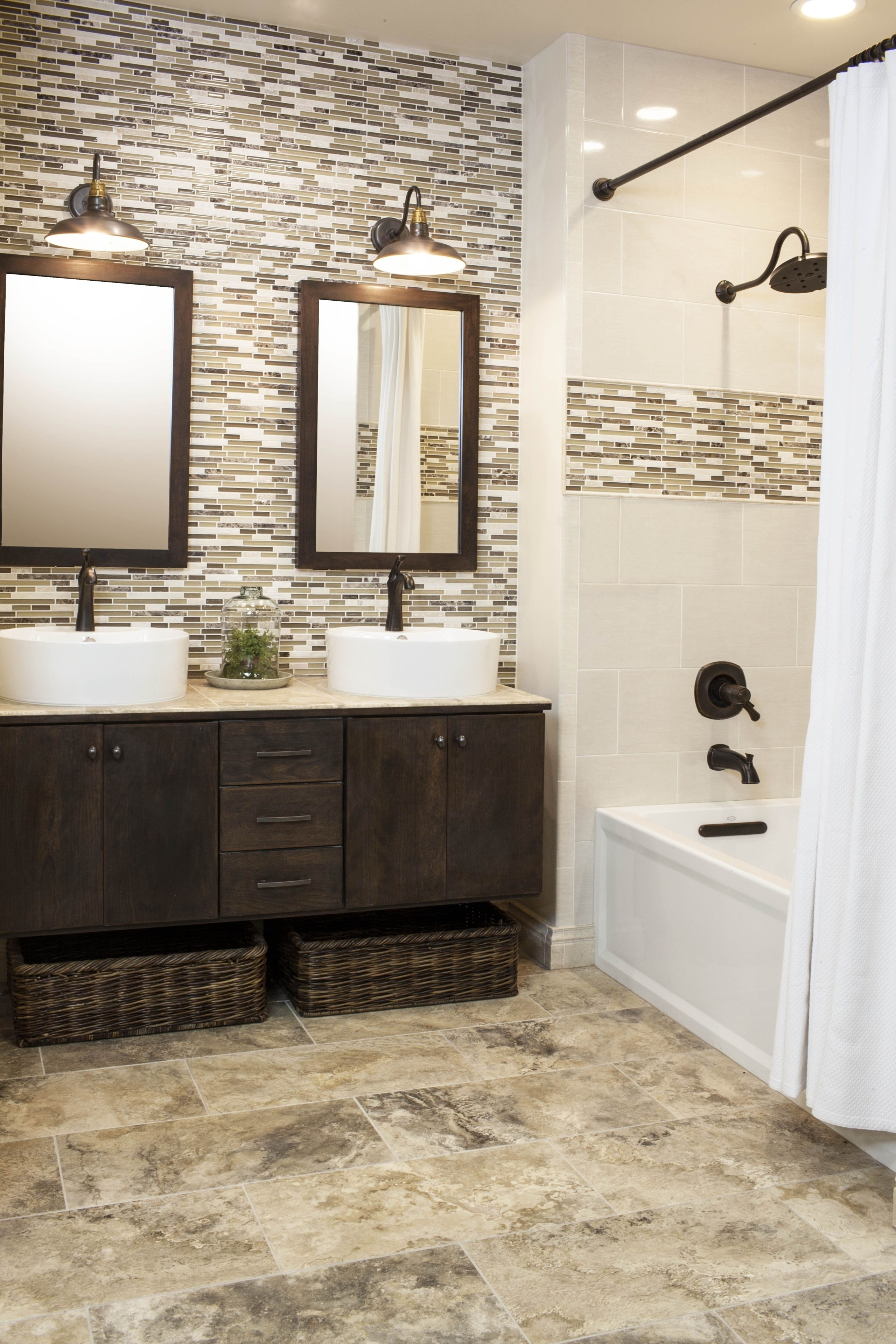 travertine accent tiles ideas on foter