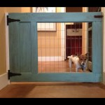 Wood Dog Gate Ideas On Foter