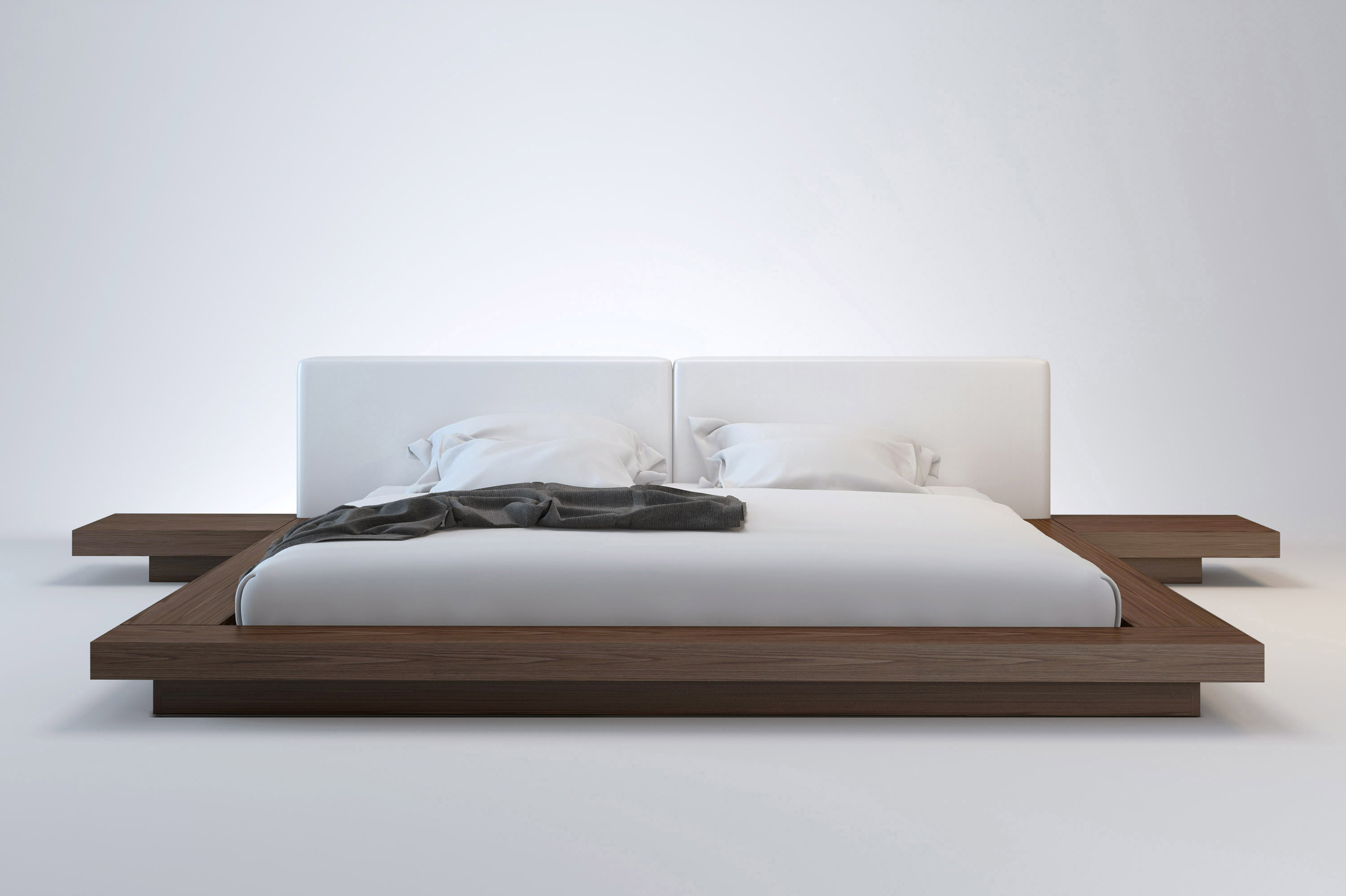 Worth Japanese Style Platform Bed Ideas On Foter