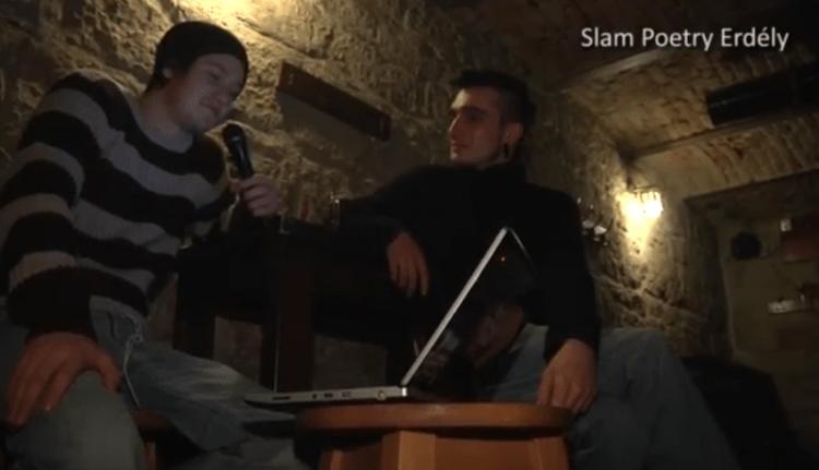 Slam Poetry Erdély (unofficial trailer) – Teszt