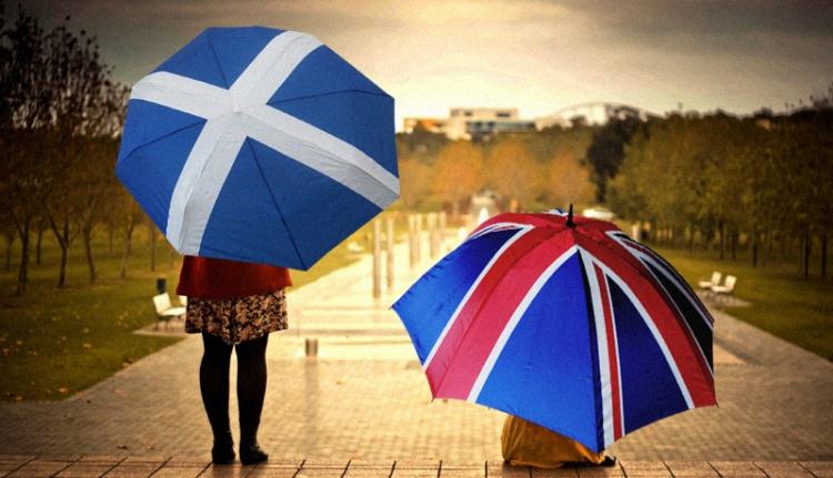 """Britannia, egy eltűnő ideál, avagy a """"skót ügy"""" színe és visszája"""