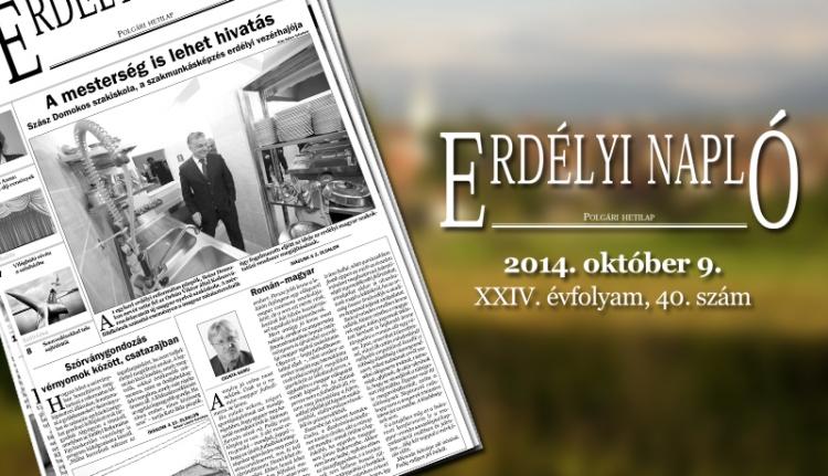 Orbán Viktor iskolát avatott – az Erdélyi Naplóban is