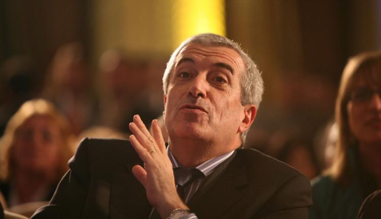 Kihúzná az ellenzék Tăriceanu alól a szenátus elnöki székét