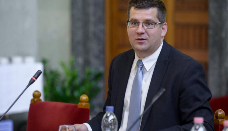 Szatmári ünnep budapesti miniszterrel