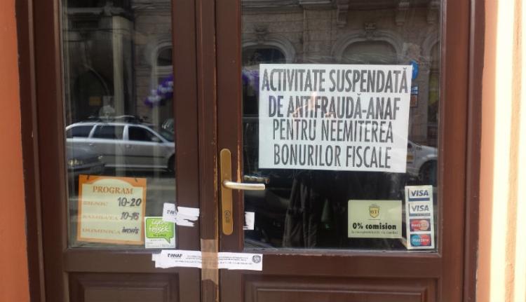 Kétnyelvűség nincs Kolozsváron. Finánc van!