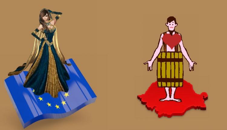Miért szerelmes Románia az EU-ba?