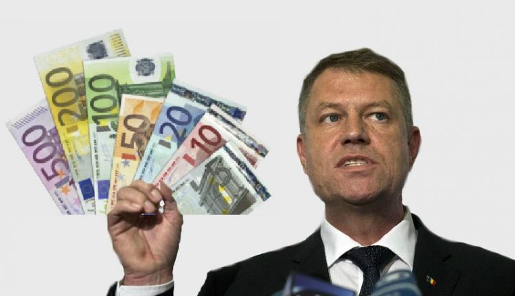 Johannis elnök és az euró