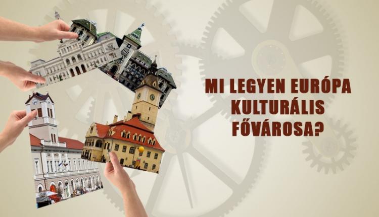 Mi legyen Európa kulturális fővárosa?